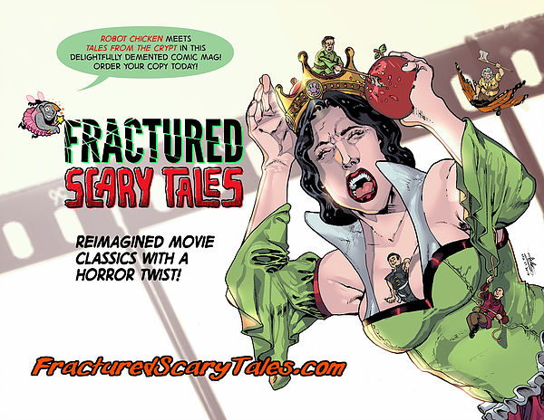 Fractured Scary Tales