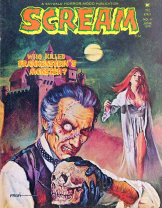 Skywald Scream cover