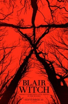 Blair Witch - 2016 - poster