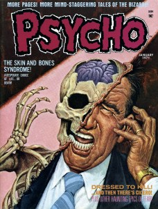 Skywald Psycho cover