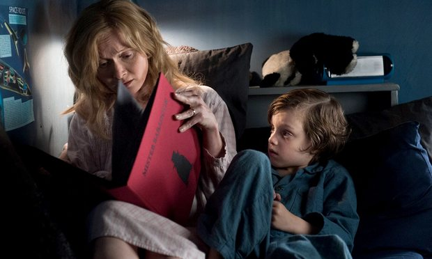 The Babadook- reading