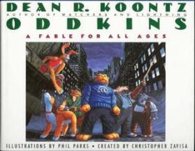 Oddkins - Dean Koontz - cover