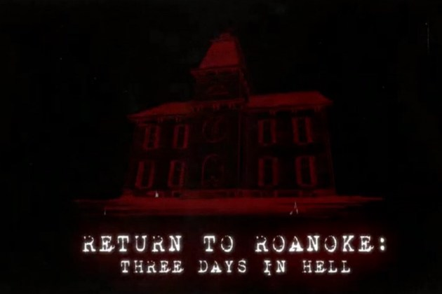 Return to Roanoke