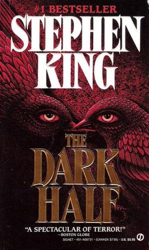 The Dark Half cover