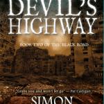 Devil's Highway - Simon Bestwick - cover
