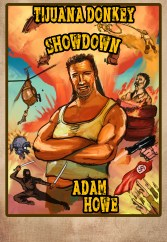 Tijuana Donkey Showdown- alternate cover