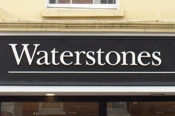 Waterstones signage