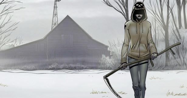 Revival - Comic
