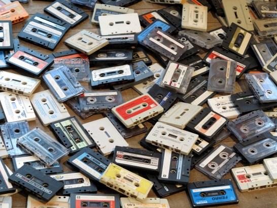 Mixtapes Scattered