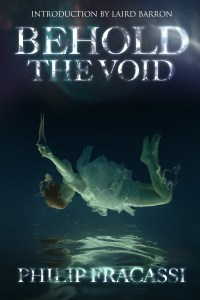 Behold the Void Philip Fracassi - cover