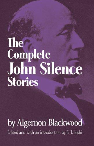 Resultado de imagem para The Complete John Silence Stories