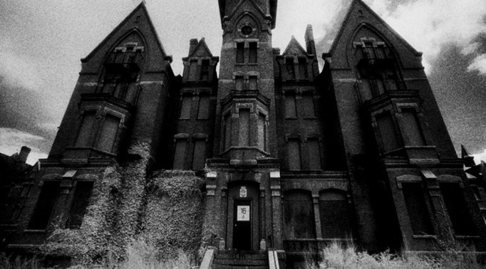 Danvers State Hospital - exterior