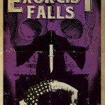 Exorcist Falls by Jonathan Janz - cover