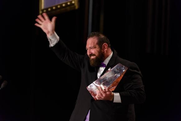 Jake and His Award