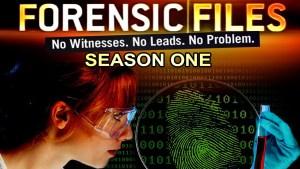 Logo Forensic Files