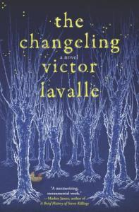 The Changeling by Victor LaValle - cover