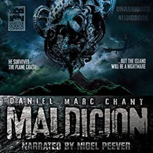 Maldicion by Daniel Marc Chant - cover