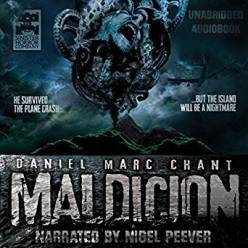 Maldicion by Daniel Marc Chant - cover