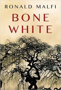 Bone White by Ronald Malfi - cover