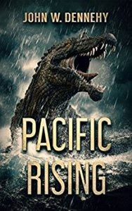 Pacific Rising by John Dennehy - cover