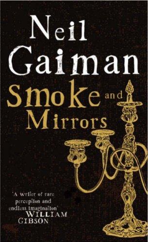 Smoke and Mirrors Neil Gaiman - cover