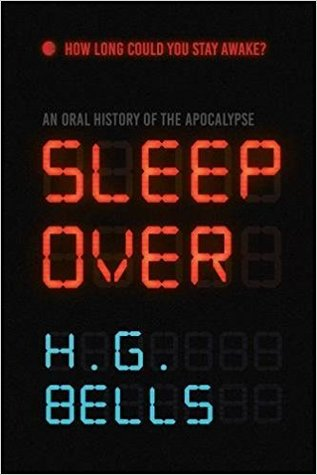 Sleep Over by H. G. Bells - cover
