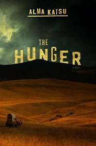 The Hunger by Alma Katsu - cover