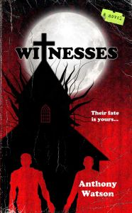 Witnesses by Anthony Watson - cover