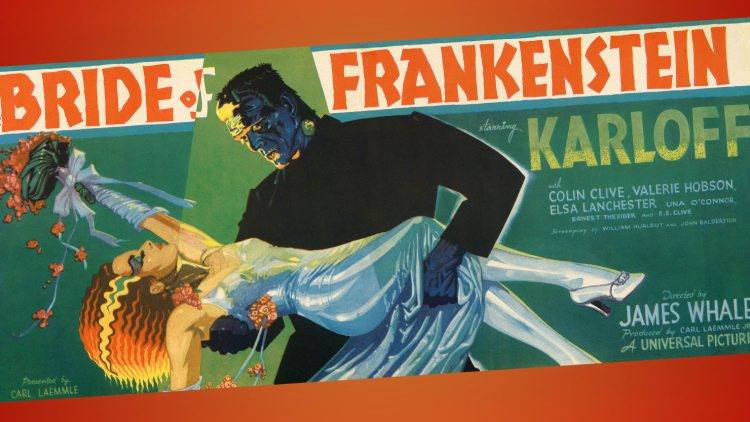 Bride of Frankenstein - Kirk Hammett Collection