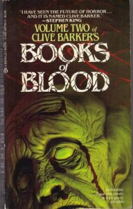 Books of Blood, Volume 2 by Clive Barker