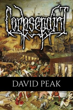 Corpsepaint by David Peak - cover
