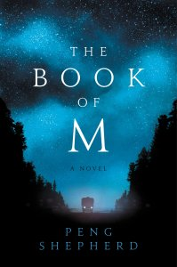 The Book of M by Peng Shepherd - cover