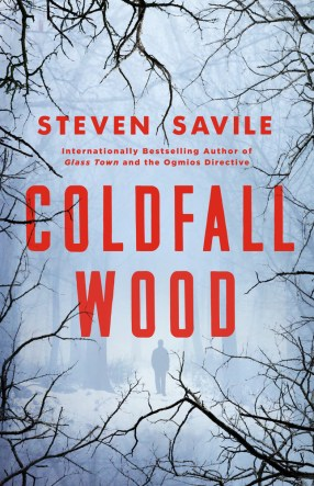 Coldfall Wood by Steven Savile -cover
