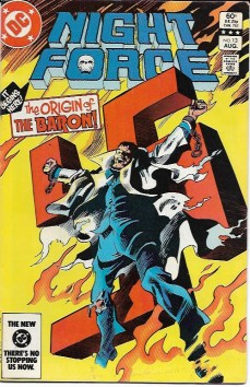 Night Force 2 -cover