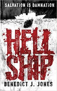 Hell Ship by Benedict J. Jones - cover