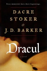 Dracul by Dacre Stoker and J.D. Barker - cover