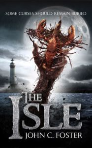 The Isle by John C Foster - cover