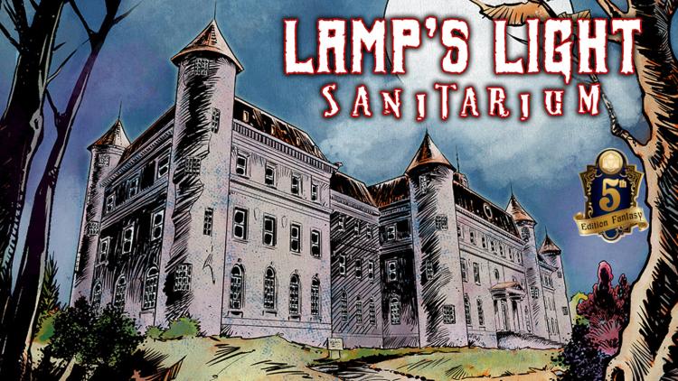 Lamp's light Sanitarium