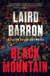 Black Mountain by Laird Barron -cover