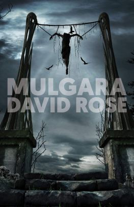 Mulgara by David Rose - cover