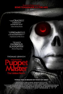 PUPPET MASTER -THE LITTLEST REICH - Theatrical Poster