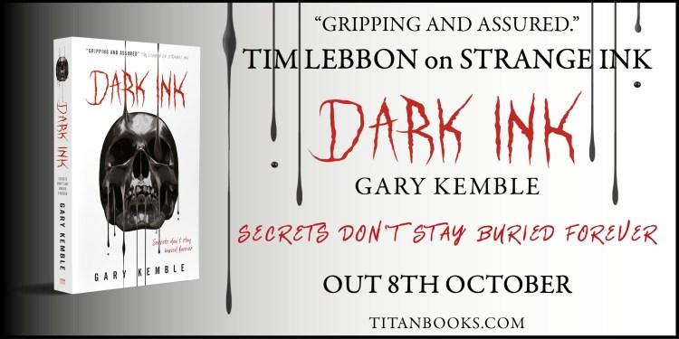 Dark Ink Banner