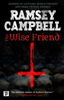 The Wise Friend by Ramsey Campbell - cover