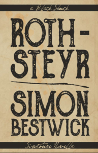 Roth-Steyr by Simon Bestwick cover
