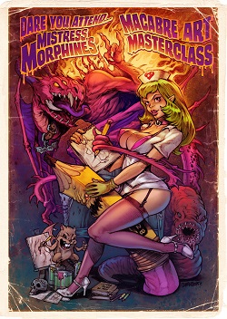 Mistress Morphine's Macabre Masterclass