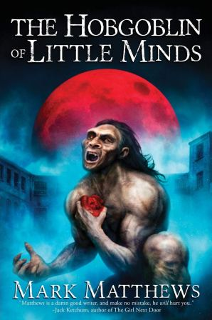 The Hobgoblin of Little Minds by Mark Matthews - cover