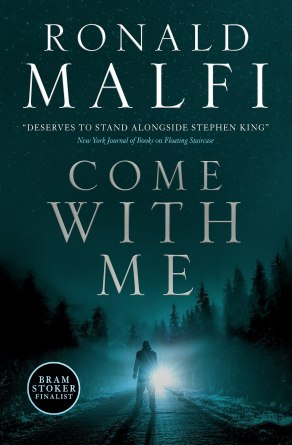 Come With Me by Ronald Malfi - cover