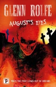 August's Eyes by Glenn Rolfe - cover