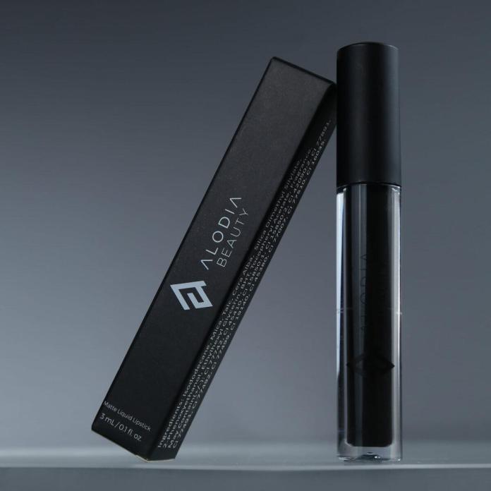 Black Lipstick Alodia Beauty
