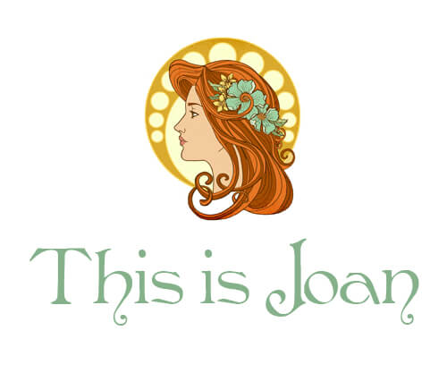 This is Joan Logo